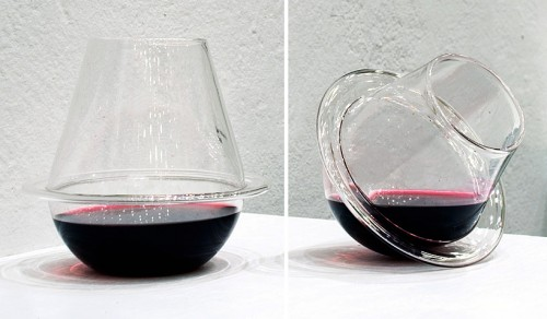 saturn wine glasses